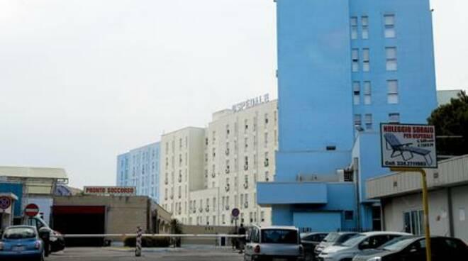 ospedale crotone ANSA