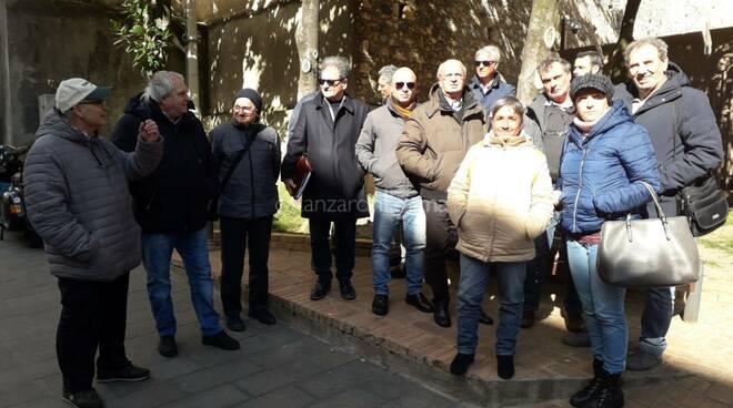 protesta contro cambio senso di marcia bellavista a catanzaro