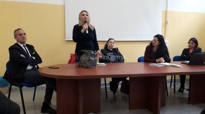 Rita Tulelli a Sersale