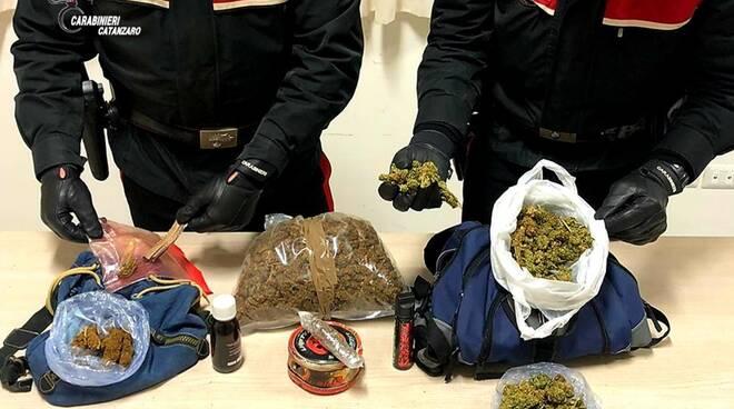 Spaccio di droga, arrestato 40enne lametino