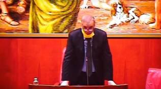 tallini presidente del Consiglio regionale
