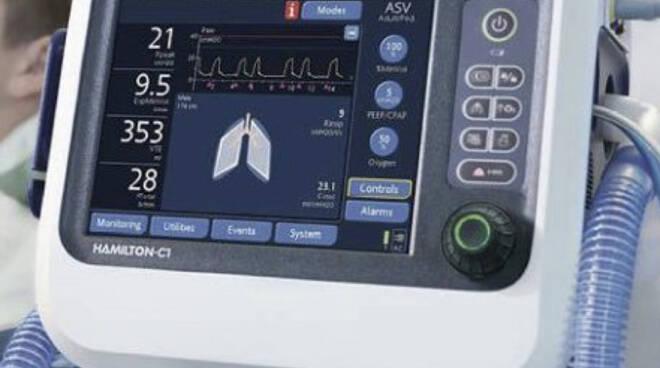 ventilatore polmonare