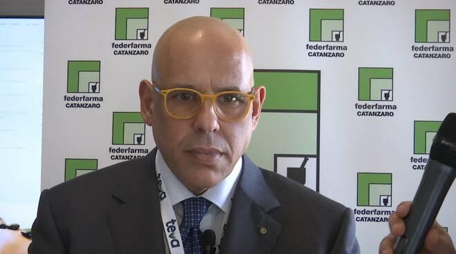 Vincenzo Defilippo federfarma catanzaro