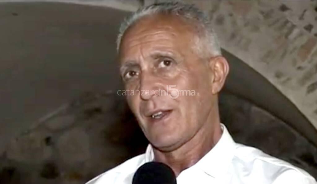 Alessandro Doria sindaco San Vito sullo Ionio