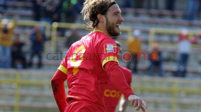 Andrea Razzitti ex calciatore catanzaro calcio