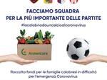 beneficenza calcio