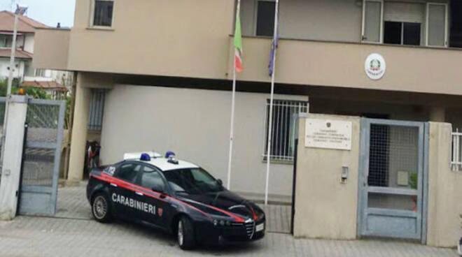 carabinieri soveria