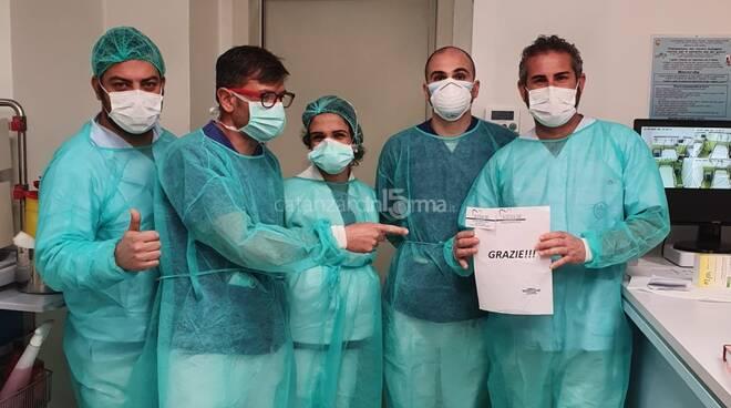 centro odontoiatrico alessia mascherine al pugliese