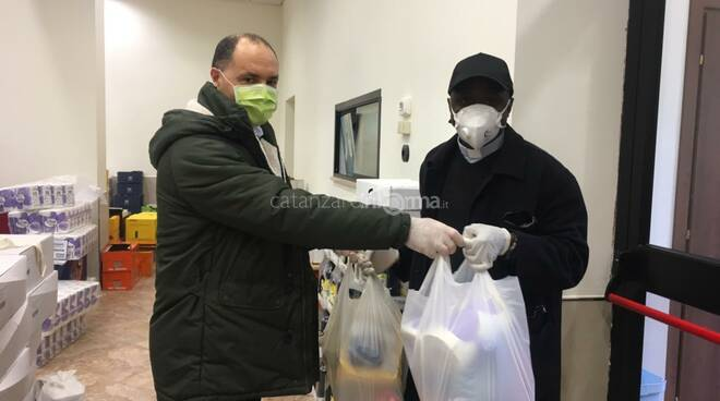 consegna beni arcivescovado