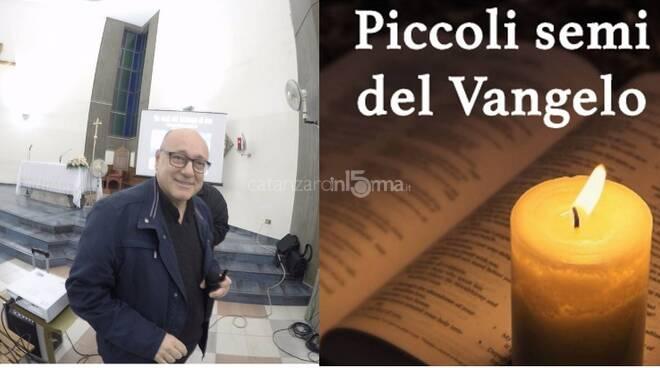 Don Alessandro e web radio Piccoli semi del Vangelo