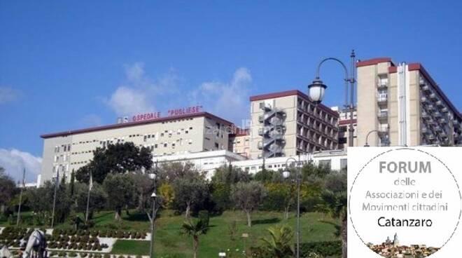 ospedale pugliese raccolta fondi catanzaro al centro