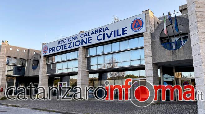Prociv protezione civile calabria