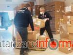 protezione civile Prociv reagenti tamponi