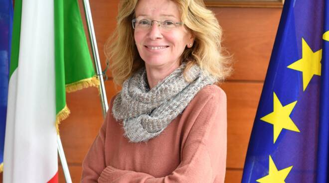 Sandra Savaglio assessore regionale calabria