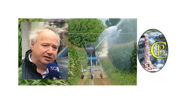 Torchia irrigazione Consorzio bonifica