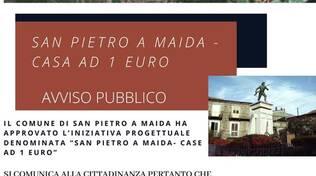 case 1 euro san pietro