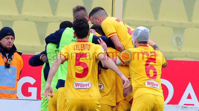 catanzaro calcio giallorossi di nuovo in campo