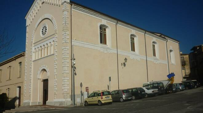 chiesa carmine lamezia