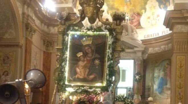 Quadro Madonna di Porto