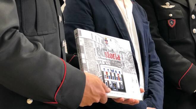Libro su museo storico dell'Arma presentato a pizzo
