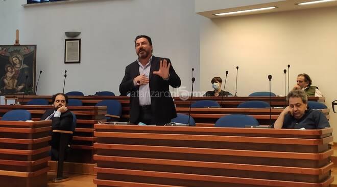 Marziale Battaglia consigliere provinciale Catanzaro
