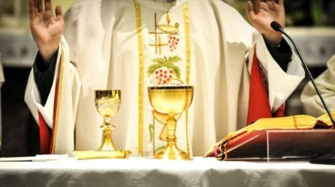 messa chiesa comunione
