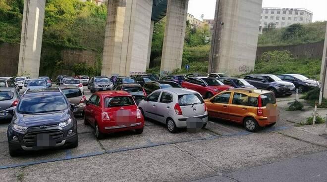 parcheggio musofalo
