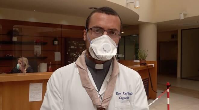 Don Raffaele Zaffino Policlinico universitario Catanzaro