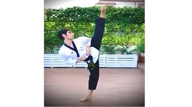 Taekwondo, torneo di forme online Calabria