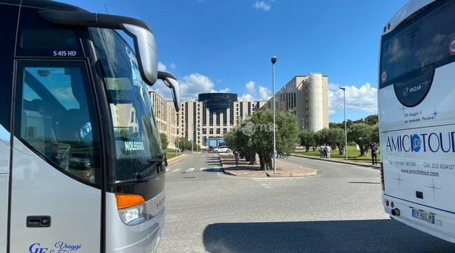 Trasporti Calabria, protesta Confapi in cittadella