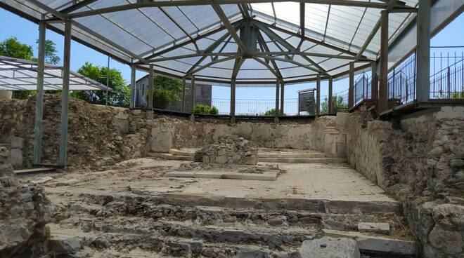 abside abbazia benedettina