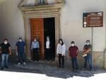 chiesa del rosario santa caterina ionio ristrutturata