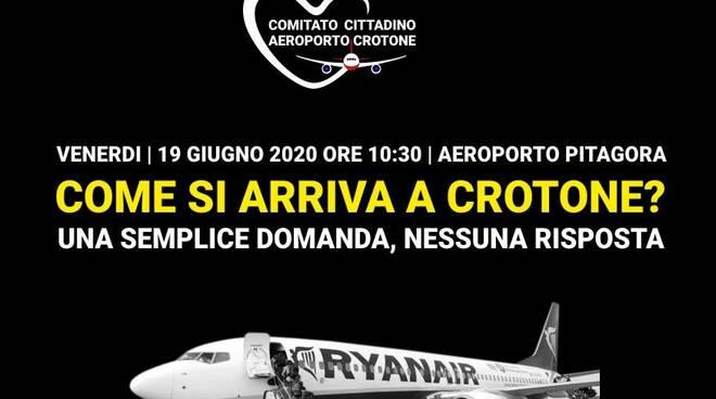 comitato aeroporto crotone