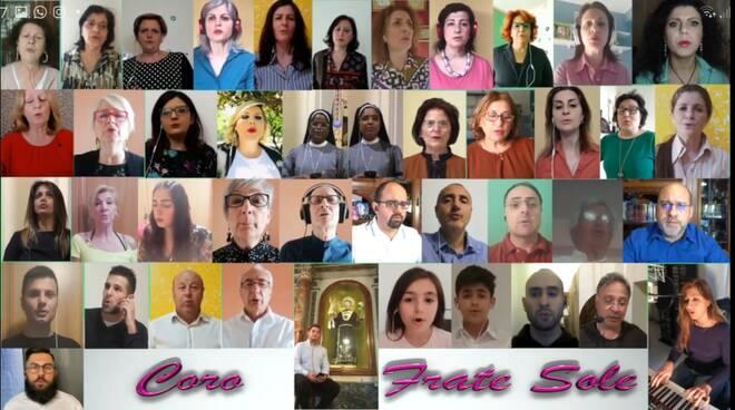 coro per sant'antonio
