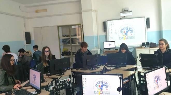corso acli al liceo siciliani sicurezza online