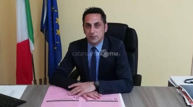 Fabrizio Rizzuti sindaco di Cerva