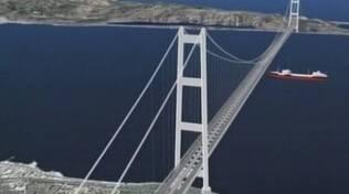 Ponte Stretto, progetto