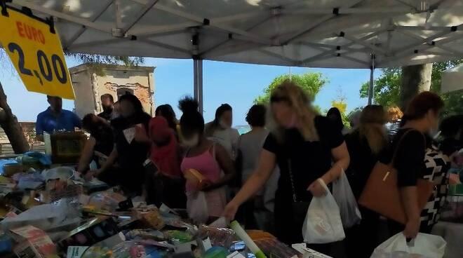 mercatino primo giovedì del mese Crotone
