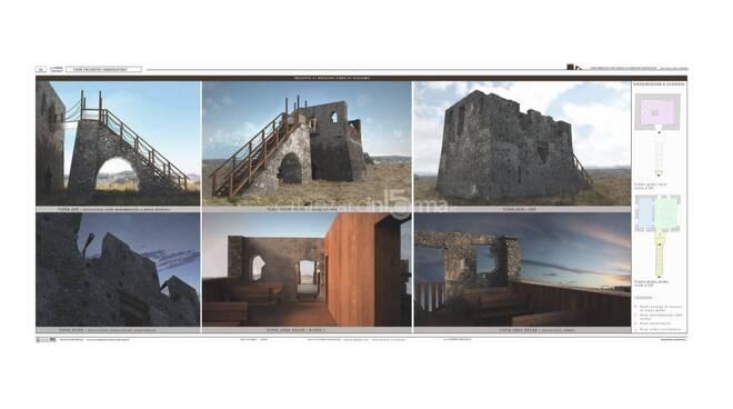 Progetto Torre Cavalara Catanzaro