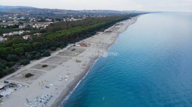 Sellia Marina litorale