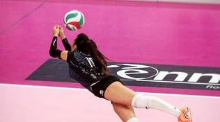 Alice Barbagallo libero volley soverato