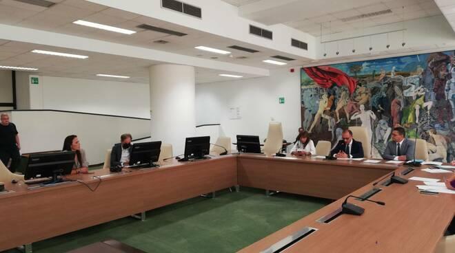 commissione contro la ndrangheta