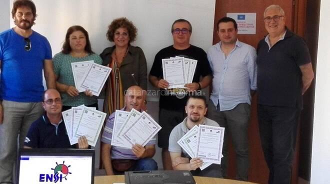 corso formazione protezione civile taverna