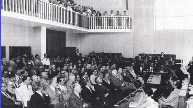 Prima seduta consiglio regionale