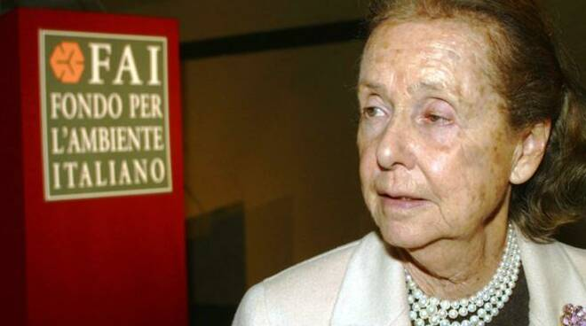 Giulia Maria Crespi (Corsera)