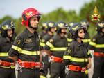 Giuramento vigili del fuoco