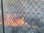 incendio crotone