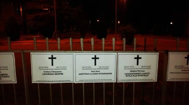 manifeste contro inps
