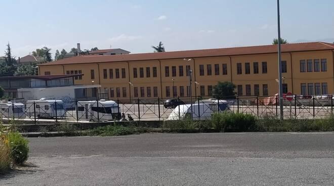 parcheggio camper sambiase