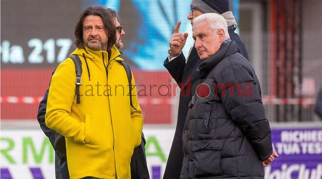 play off catanzaro 2020 dirigenza